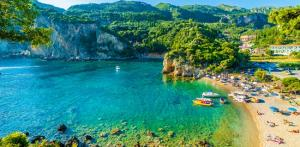 Kelionė Korfu sala (Kerkira) Poilsinės kelionės į Korfu