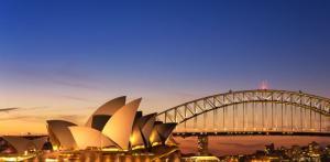Kelionė Sidnėjus ir auksiniai Australijos paplūdimiai