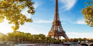 Kelionė Savaitgalis  Paryžiuje
