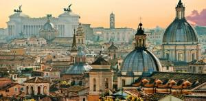 Kelionė Savaitgalis Romoje