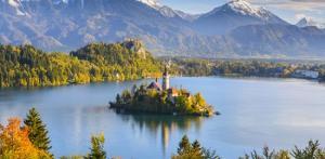 Kelionė Dolomitinės Alpės, Italija, Slovėnija ir Austrija