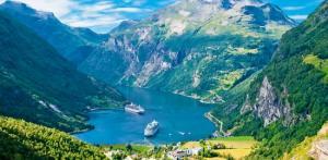 Kelionė Norvegija