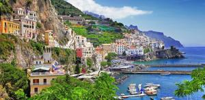 Kelionė Pietų Italija: marmuras, saulė ir vynas. Amalfio pakrantė, Iskijos ir Kaprio salos 10d.