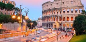 Kelionė Kelionė į Italiją. Visi keliai veda į Romą... 10d.