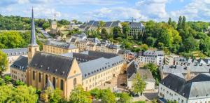 Kelionė Paryžius - Liuksemburgas 7d.