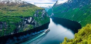 Kelionė Norvegija - Švedija 8d.