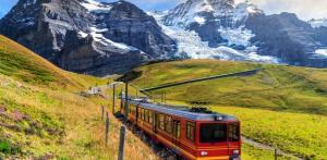 Kelionė Šveicarija, Austrija - ten kur karaliauja kalnai 7d.