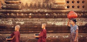 Kelionė Pažintis su Mianmaru