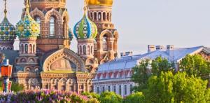 Kelionė Kelionė į Sankt Peterburgą 4d.