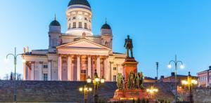 Kelionė Tartu - Helsinkis - Talinas (Kruizas)