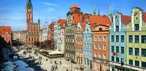 Kelionė Gdanskas - Sopotas - Malborkas