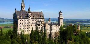 Kelionė Bavarijos grožis