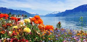 Kelionė Šveicarija - Monblanas - Šiaurės Italijos ežerai