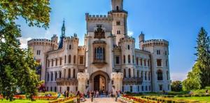 Kelionė Čekijos Moravija ir Pietų Bohemija
