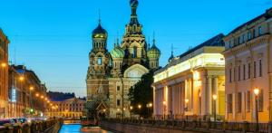 Kelionė Sankt Peterburgas