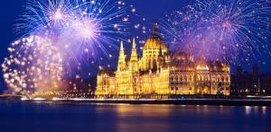 Kelionė Naujieji metai žaižaruojančiame Budapešte