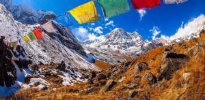 Kelionė Kelionė-žygis į Nepalą: kelias į Anapurną