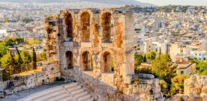 Kelionė Kelionė į Graikiją su poilsiu prie Egėjo jūros 12d.
