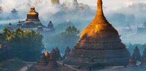 Kelionė Visas Mianmaras – su paslaptinguoju Mrauk U