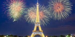 Kelionė Naujieji metai Paryžiuje 7d.