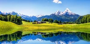 Kelionė Vokietijos, Austrijos Alpės, Bavarija ir gurkšnelis Šveicarijos