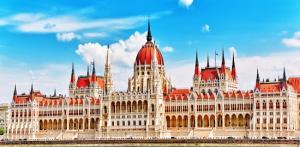 Kelionė Praha - Viena - Budapeštas