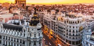 Kelionė Ispanija