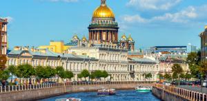 Kelionė Sankt Peterburgas (5 dienos)