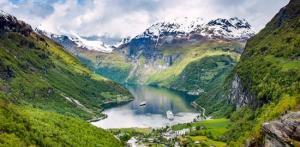 Kelionė Norvegija – atlanto keliu