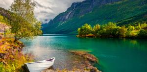 Kelionė Nuostabioji Norvegija