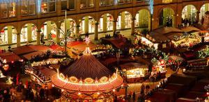Kelionė Kalėdinių mugių šurmulys Vokietijoje