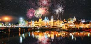 Kelionė Naujieji metai Amsterdame 5d.