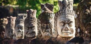Kelionė Naujametinis spalvingasis Tailandas ir egzotiškoji Kambodža (su lietuviškai kalbančiu vadovu)