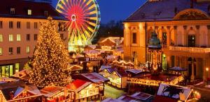 Kelionė Kalėdinė Viena ir Dunojaus slėnis