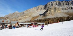 Kelionė Slidinėjimas Italijoje - Cortina d'Ampezzo 10d.