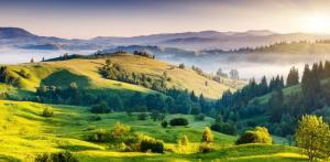 Kelionė Ukrainos kalnai, pilys ir miestai