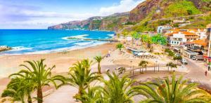 Kelionė Madeira. Poilsinės kelionės į Madeirą
