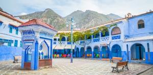 Kelionė Kerintys Maroko miestai su poilsiu Agadire (su lietuviškai kalbančiu vadovu)