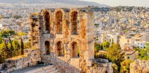 Kelionė Savaitgalis Atėnuose
