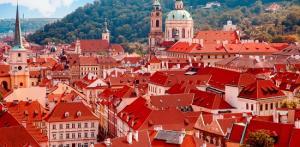 Kelionė Vroclavas - Praha