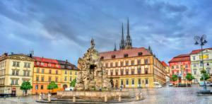 Kelionė Naujieji Metai Brno