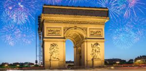 Kelionė Naujieji metai Paryžiuje 4d/3n.