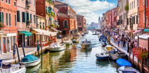 Kelionė Naujieji metai Venecijoje lėktuvu