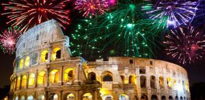 Kelionė Naujieji metai Romoje