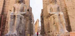 Kelionė Kruizinė kelionė Nilo upe