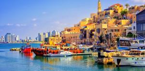 Kelionė Izraelis: Stebuklų jūra ir stebuklinga upės pakrantė