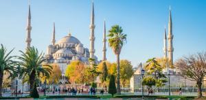 Kelionė Turkija ir Bulgarija: abiejuose Bosforo krantuose