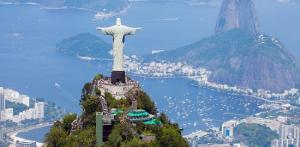 Kelionė Brazilija - klasikinis turas 13d.