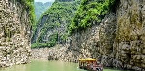 Kelionė Kinijos auksinis trikampis ir kruizas Jangdzės upe
