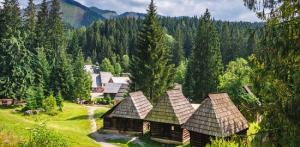 Kelionė Slovakijos kalnų panorama 4 d./2 n.